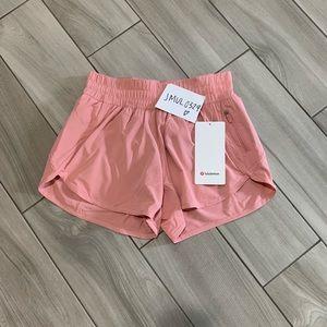 Lululemon Tracker Short V * Pink Puff